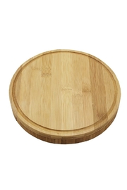 Lets Accessorize Cheese Board Set - Front full body