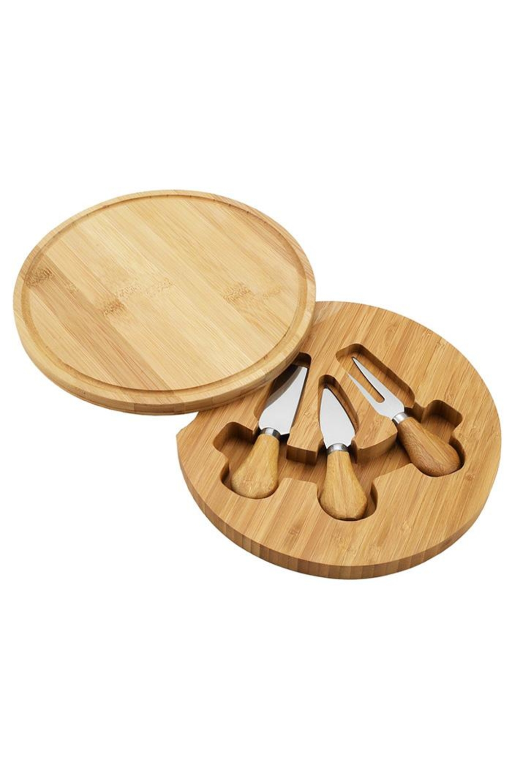 Lets Accessorize Cheese Board Set - Main Image