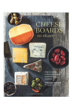 Ryland Peters & Small CHEESE BOARDS TO SHARE - Product List Image