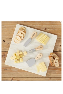 Two's Company Cheese Knives Set/3 - Alternate List Image
