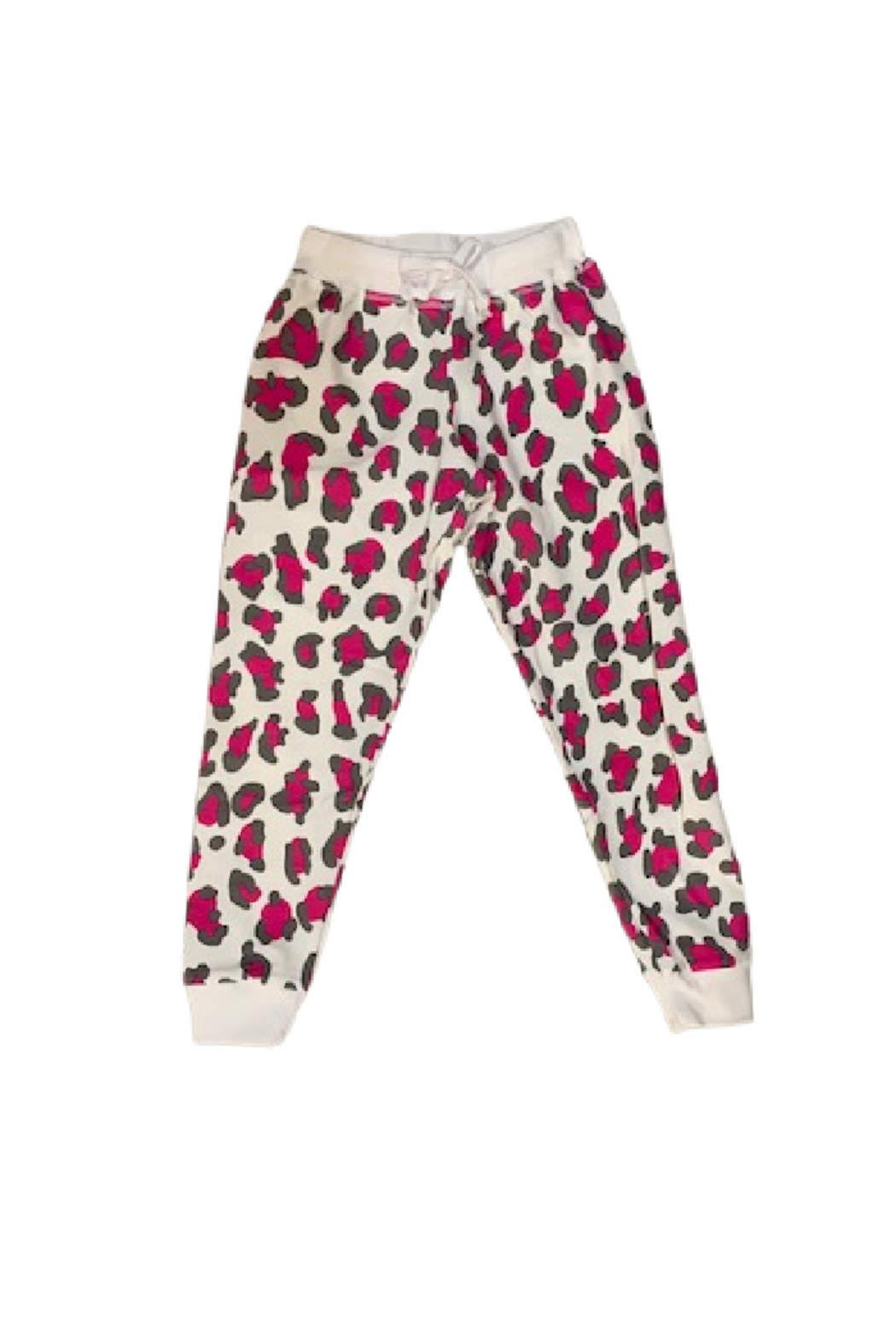 T2 Love Cheetah Girl Sweat Pants - Main Image