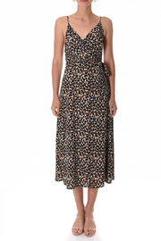 If By Sea Cheetah Midi Dress - Product Mini Image
