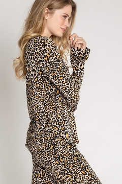 PJ Salvage Cheetah Pj Set - Product List Image