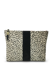 Kempton & Co. Cheetah Print Clutch - Product Mini Image