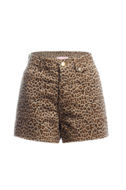 Renamed Clothing Cheetah Print Short - Product Mini Image