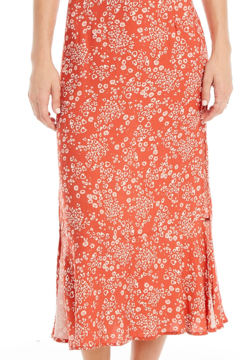 Saltwater Luxe CHEETAH PULL ON SKIRT - Product List Image