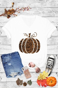Caramelo Trend Cheetah Pumpkin - Alternate List Image