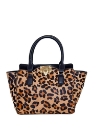INZI Cheetah Satchel - Product Mini Image