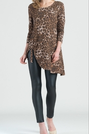 Clara Sunwoo Cheetah Tunic - Product Mini Image