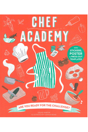Usborne Chef Academy - Front cropped