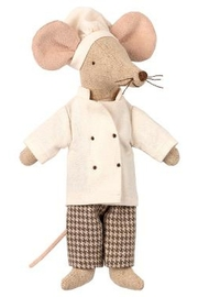 Maileg Chef Mouse - Product Mini Image