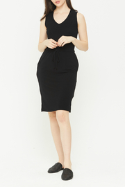 Comune Chelsea French Terry Drawstring Skirt w Pkts - Product Mini Image