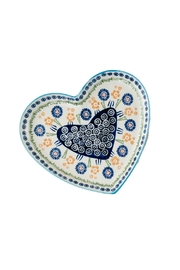 One Hundred 80 Degrees Chelsea Heart Plate - Product Mini Image