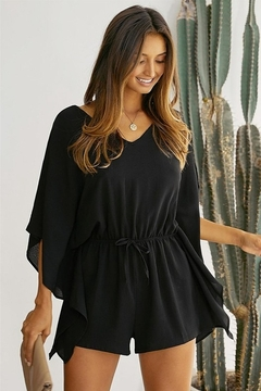 Shiying  Chelsea Romper - Product List Image