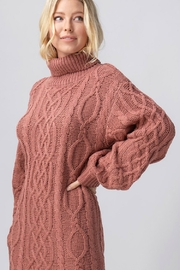 Trend Notes  Chelsea Sweater Dress - Front full body