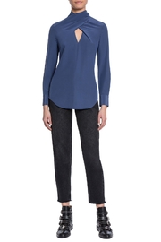 Chelsea and Walker  Victoria Crisscross Blouse - Product Mini Image