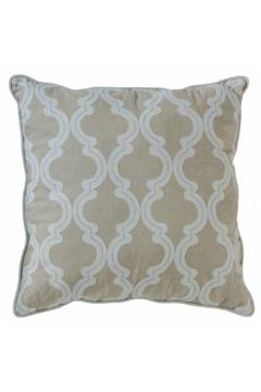 Shoptiques Product: Square Linen/cotton Pillow
