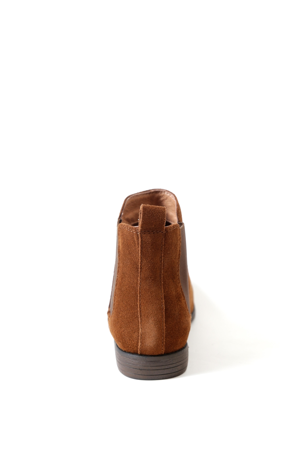 Chelsea Crew Jump Suede Boot - Front Full Image