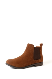 Chelsea Crew Jump Suede Boot - Front cropped