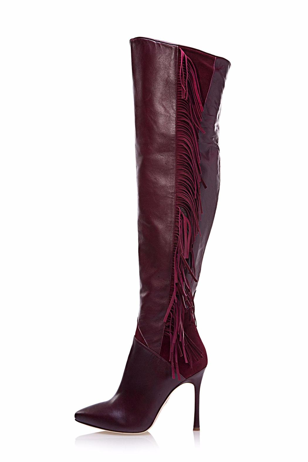 Chelsea Paris Zed Boot - Front Cropped Image
