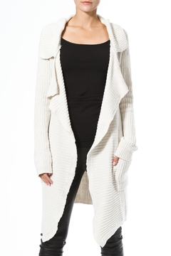 Madonna & Co Chenille Cardigan - Product List Image