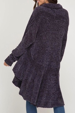 LuLu's Boutique Chenille Cardigan - Alternate List Image