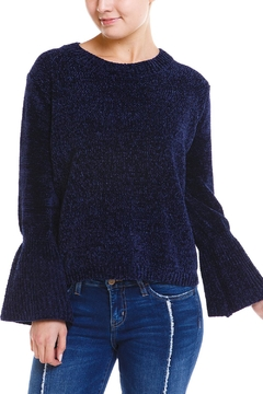 Shoptiques Product: Chenille Flare Sweater