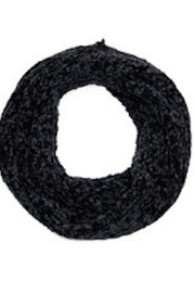 The Hanger Boutique  Chenille Infinity Scarf - Product Mini Image