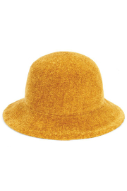 Coco+Carmen Chenille pack-able-bucket hat - Product Mini Image