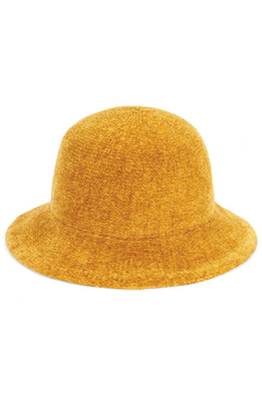 Coco+Carmen Chenille pack-able-bucket hat - Product List Image