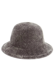 Coco+Carmen Chenille pack-able-bucket hat - Front cropped