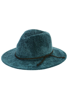 Coco+Carmen Chenille pack-able-ranch hat - Product List Image