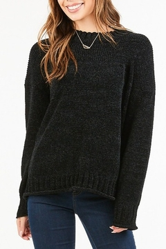 Very J  Chenille Pullover Sweater - Product List Image