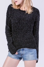 Double Zero Chenille Ribbed Sweater - Product Mini Image
