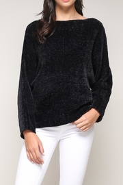 Mustard Seed Chenille Sweater - Product Mini Image