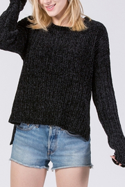 HYFVE Chenille Sweater - Side cropped
