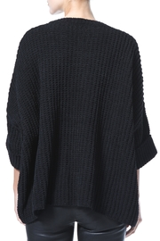 Madonna & Co Chenille Sweater - Side cropped