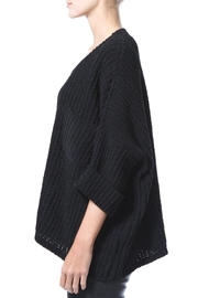Madonna & Co Chenille Sweater - Front full body