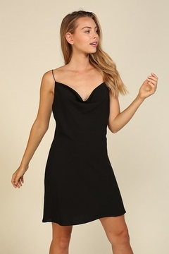 Timing Cher Cowl Neck Dress - Product List Image