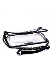 Policy Handbags Cher Clear Envelope Clutch - Other