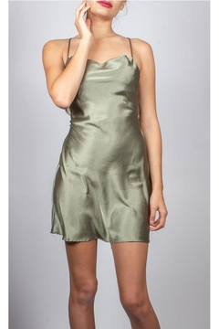 Shoptiques Product: Cher Strappy Mini-Dress