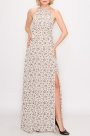 Cherie Halter Maxi Dress - Product Mini Image