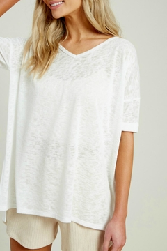 Cherish Alena Knit Top - Product List Image
