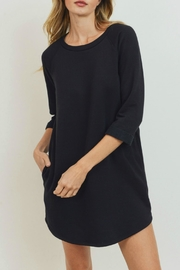 Cherish Avril Pocketed Dress - Front cropped