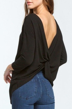 Shoptiques Product: Backless Sweater Top