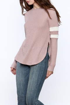 Cherish Mauve Thermal Top - Product List Image