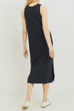 Cherish Black Midi Dress - Alternate List Image