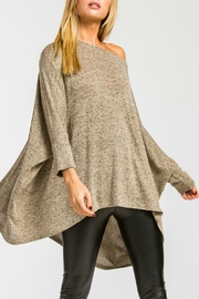 Cherish Carrina Knit Top - Front cropped