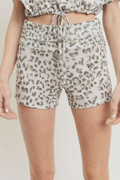 Shoptiques Product: Cheetah Print Short