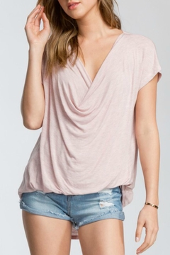 Shoptiques Product: Draped Front Tee